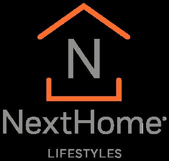 NextHome Lifestyles - Vertical Logo
